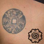 letter and symbol tattoo - suku suku tatau