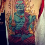 traditional tattoo - suku suku tatau