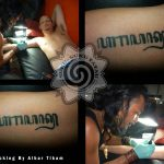 aksara jawa tattoo design inspiration - old writing - javanese