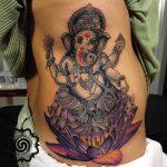 bali traditional tattoo - suku suku tatau