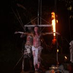 body suspension - event - suku suku tatau
