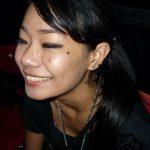 woman body piercing - dermal piercing - suku suku tatau