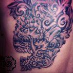 bali classic tattoo - suku suku tatau