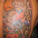 modern color tattoo, suku suku tatau