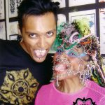 body piercing - lip -eyes - tongue - suku suku tatau