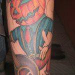 pumpkin tattoo, suku suku tatau