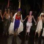 body suspension - event suku suku tatau